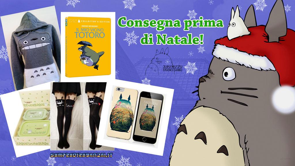 5 Totoro idee regalo per tutti i ritardatari Natalizi