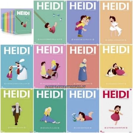 10 cose su Heidi che forse non sappiamo