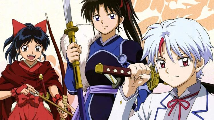 Yashahime: il sequel con le figlie di Inuyasha e Sesshomaru