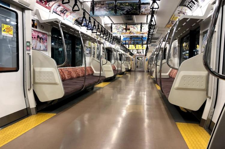 Quanto sono puliti i treni in Giappone? 10 foto che lo dimostrano