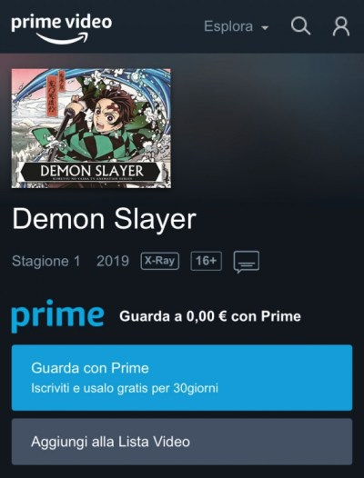 Demon Slayer batte La Città Incantata: è l'anime con più incassi di sempre in Giappone