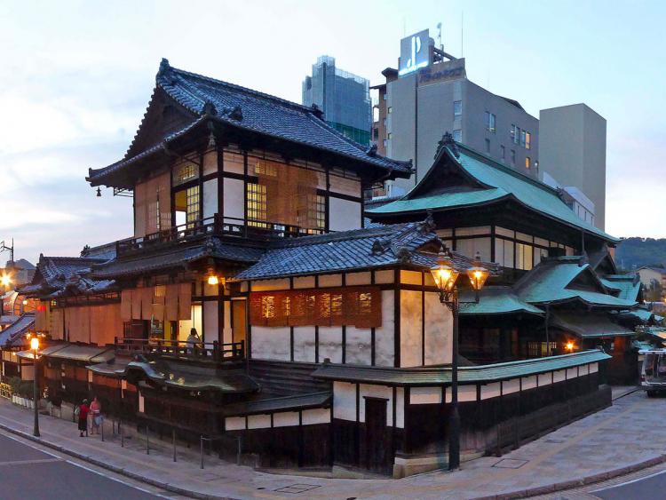 5 luoghi in Giappone che sembrano usciti da La Città Incantata