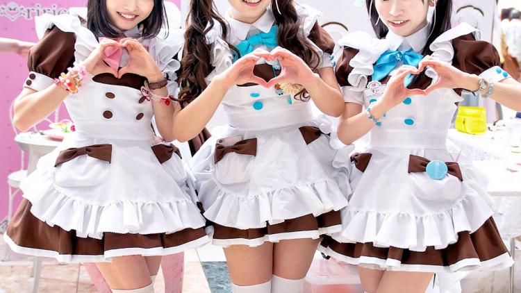Giro di vite sui Maid cafè di Akihabara
