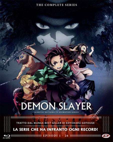 La 2° stagione di Demon Slayer ambientata nel quartiere a luci rosse