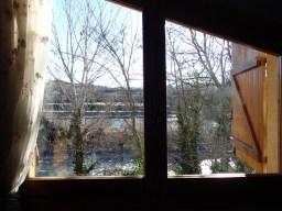 Vistas desde la habitación