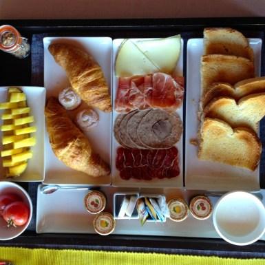 Desayuno en Can Cuch