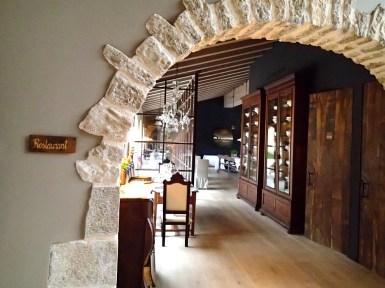 hotel vella farga restaurante