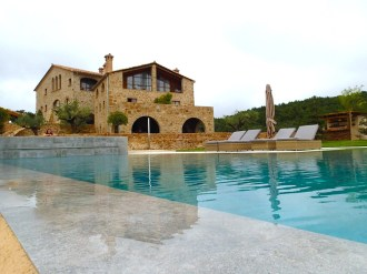 Hotel Vella Farga piscina