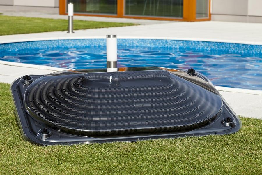 Solar Pool Heater Panels In Ground Pools Facias