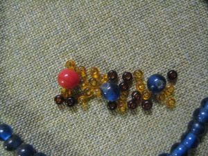 final bead selections