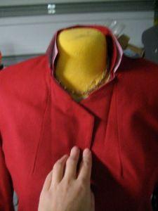 collar cut