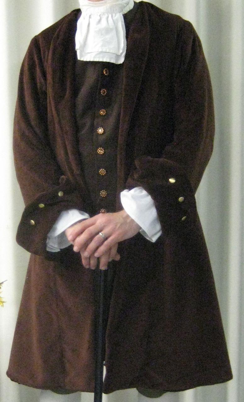 coat for Adams