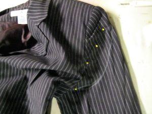 jacket sleeve