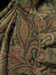 drape seam