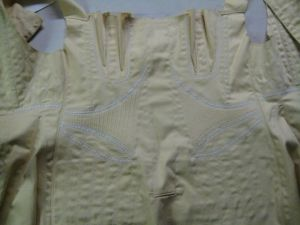 corset front