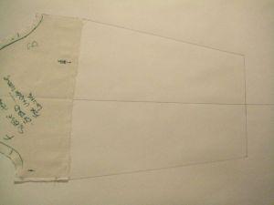 side lines drawn