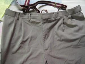 sacrificial pants