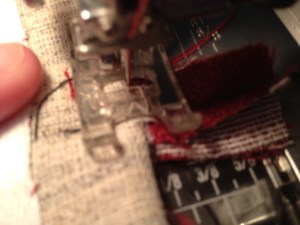 sewing end bits