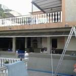 Galeria de fotos coberturas para terraço