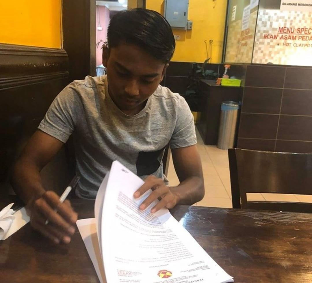 Mukhairi Ajmal Selangor PKNP FC