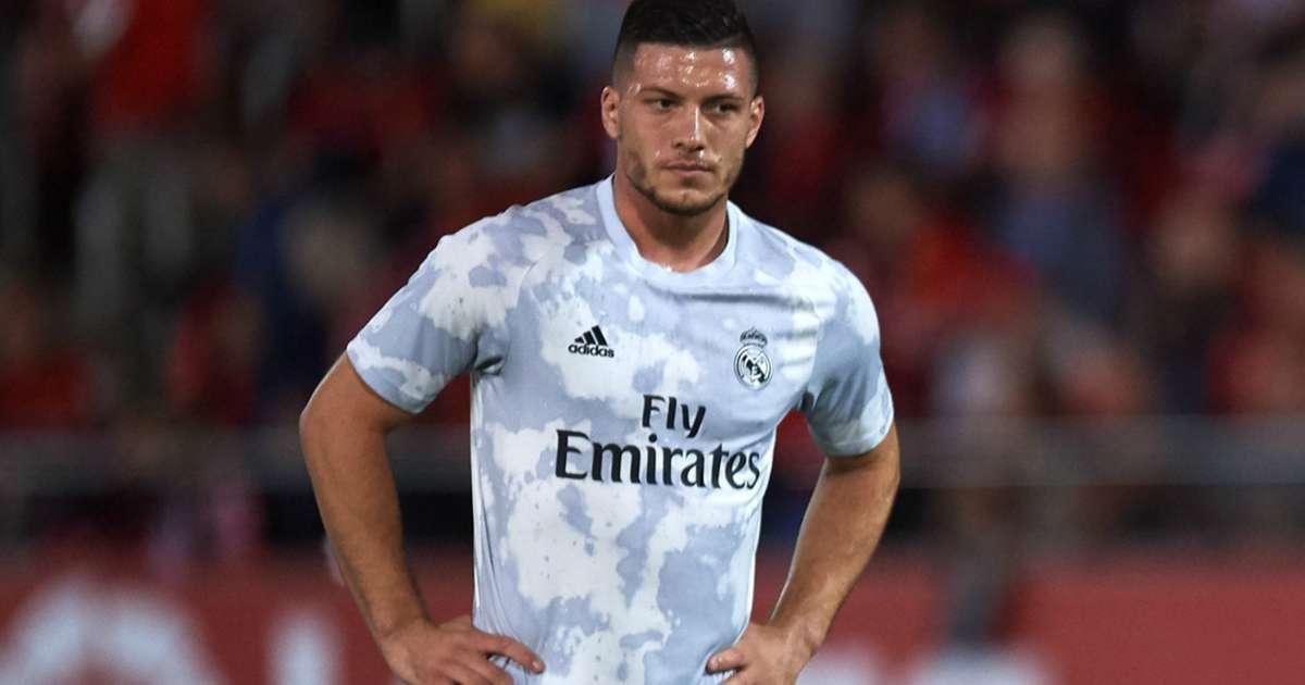 Luka Jovic Real Madrid 2020