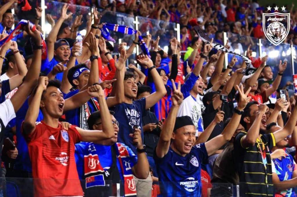 Penyokong JDT Liga Malaysia 2020