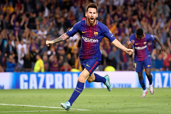 Albert Ferrer Lionel Messi