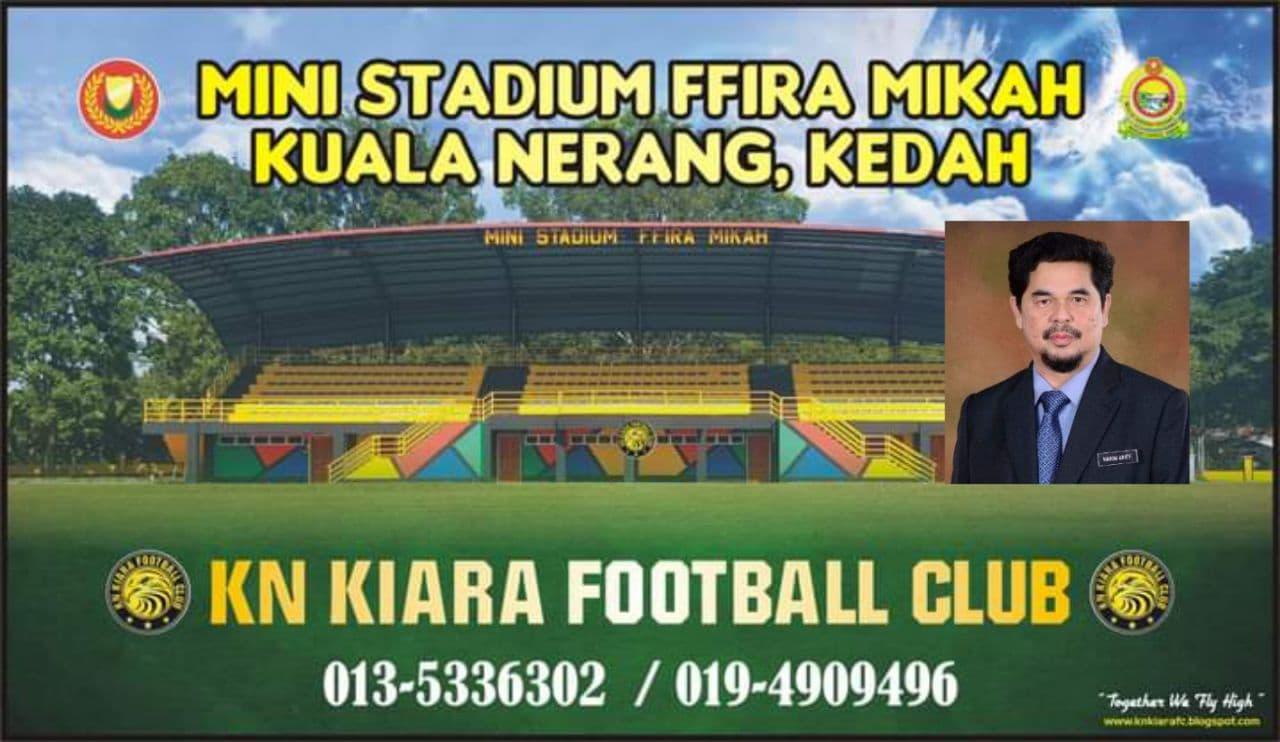 Nama Stadium FFIRA MIKAH