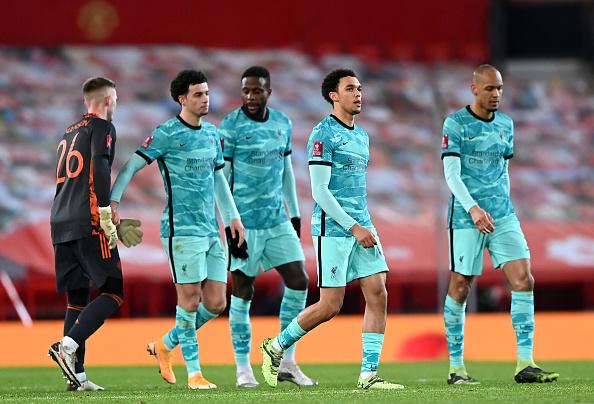 Pertahanan Liverpool