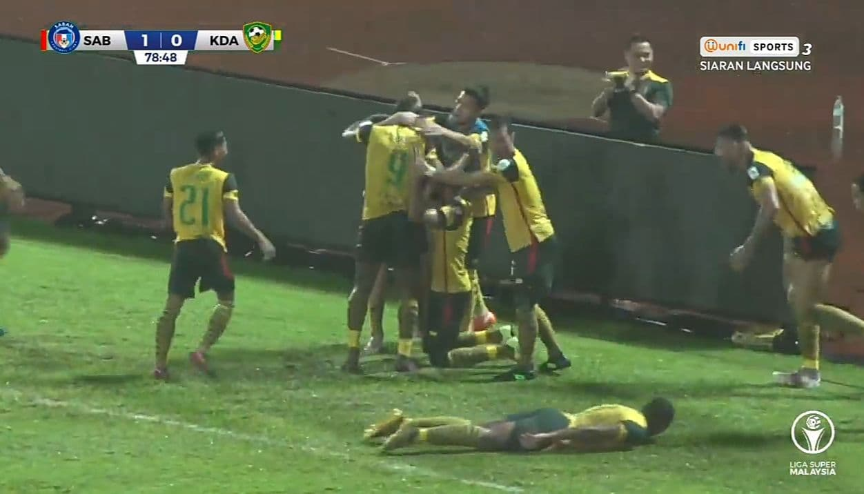 Kedah Sabah Liga Super