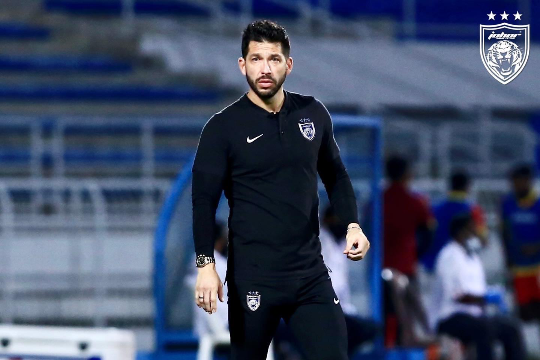 Benjamin Mora JDT Liga Super