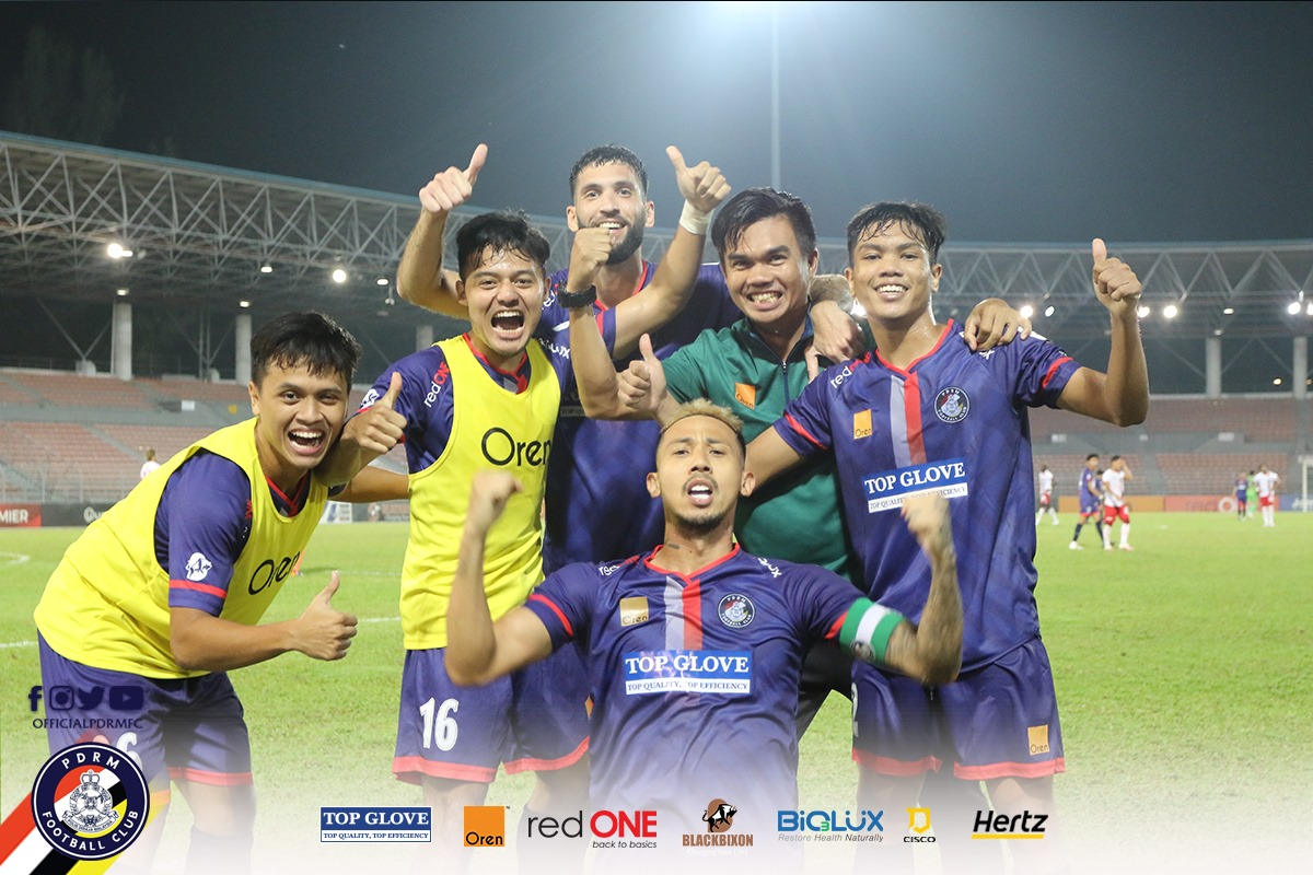PDRM FC Wan Rohaimi