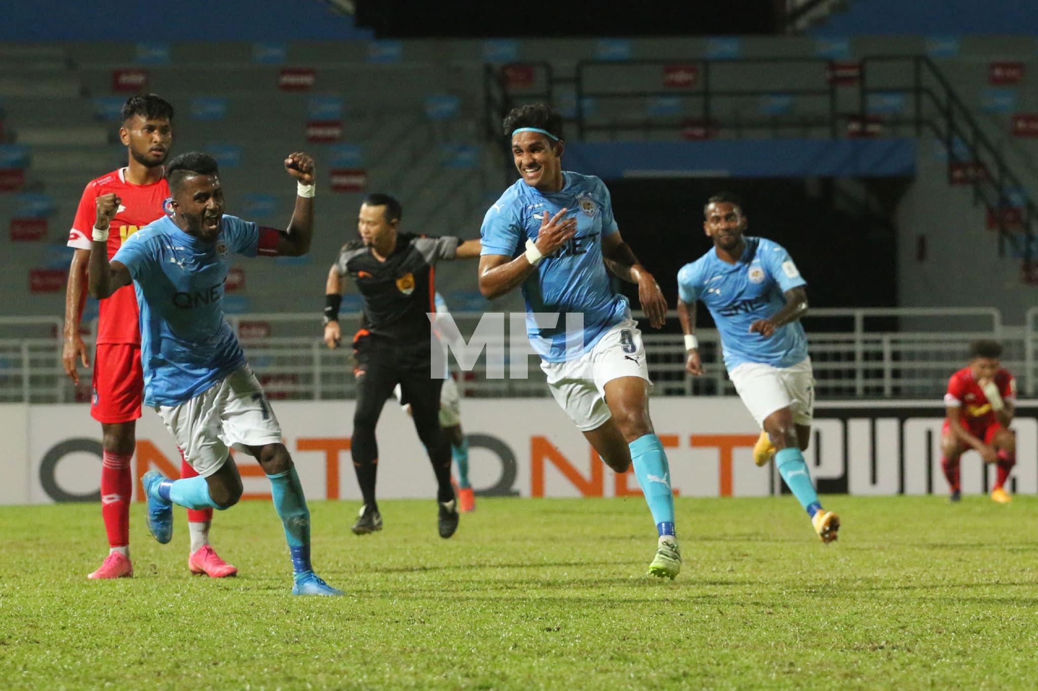 Sunil Chandran PJ City Sabah Liga Super 2021