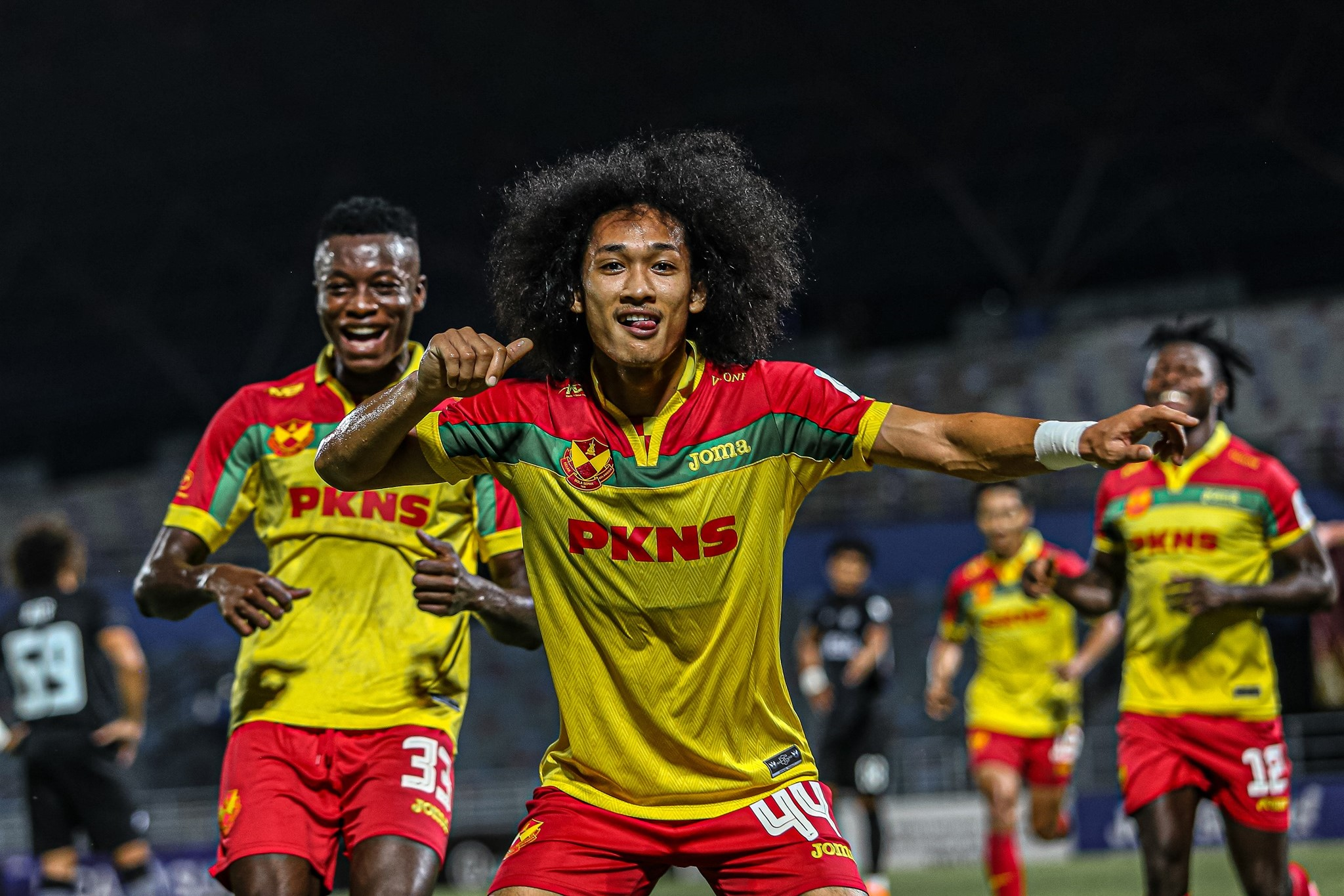 Sharul Nazeem Afro Selangor UiTM Liga Super