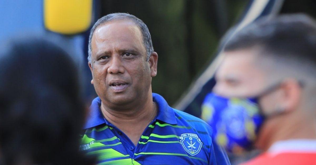 Dollah Salleh Sri Pahang KL City Piala Malaysia 2021