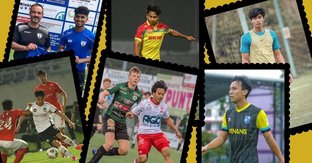 4 Pemain Harimau Malaya 2 luar negara Harimau Muda kelayakan Piala Asia B-23