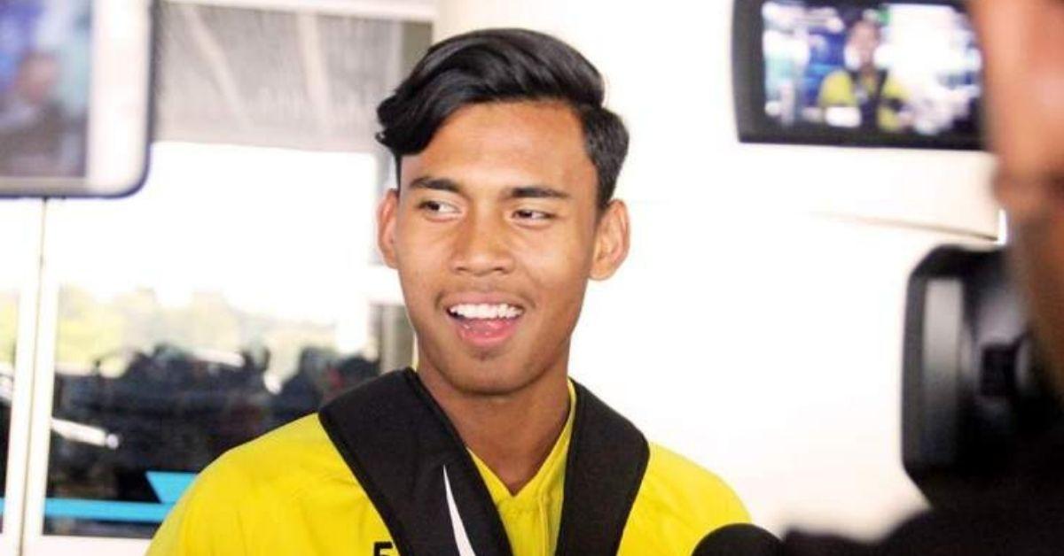 Harith Haiqal Selangor FC Harimau Muda
