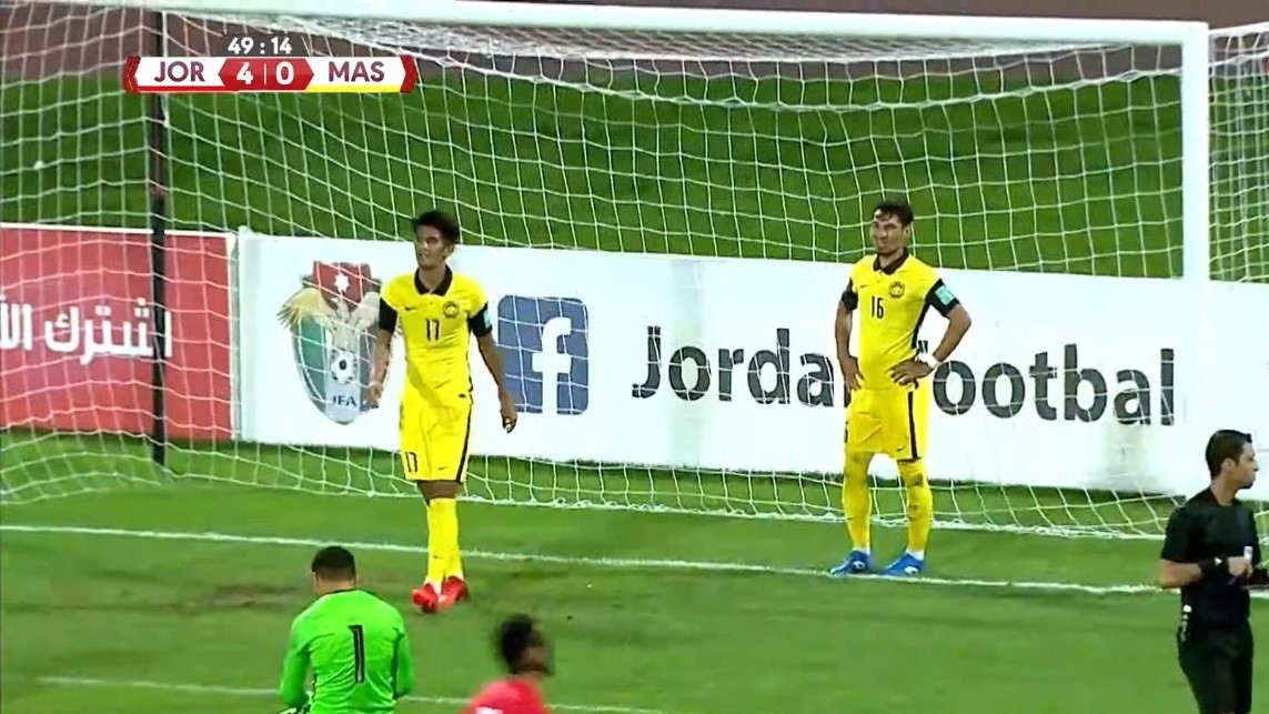 Malaysia Jordan