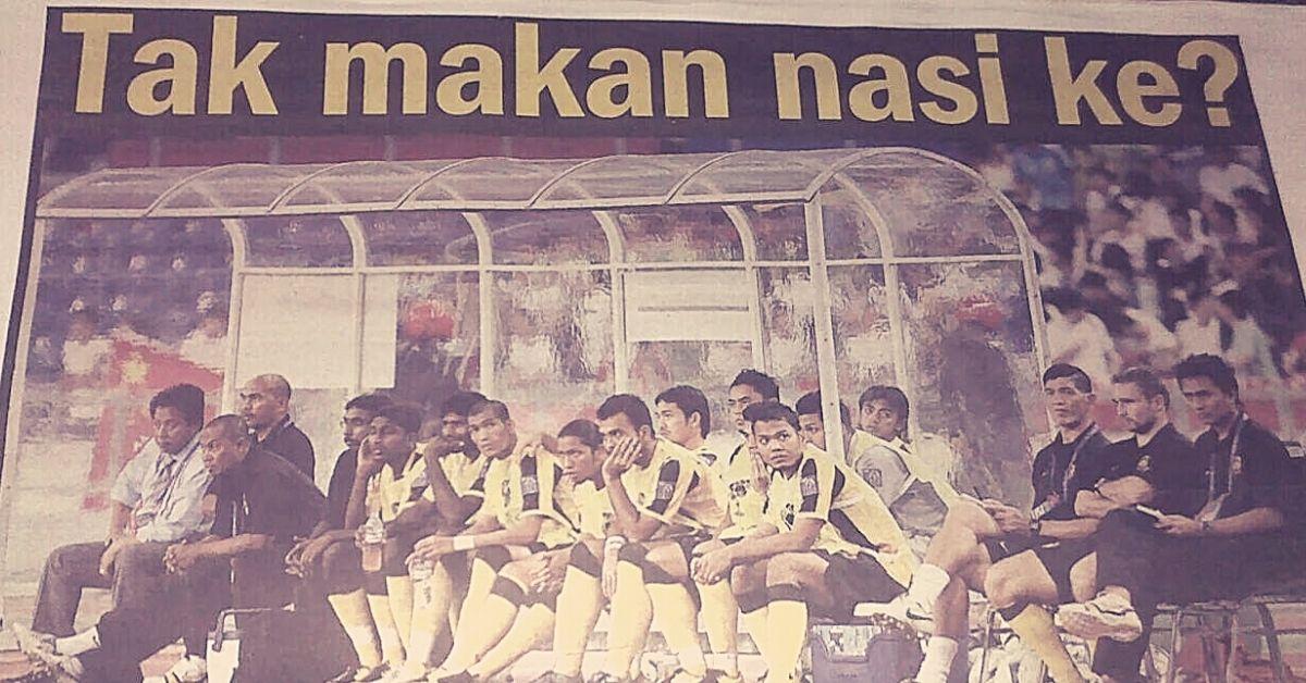 Malaysia Uzbekistan 2007 Piala Asia