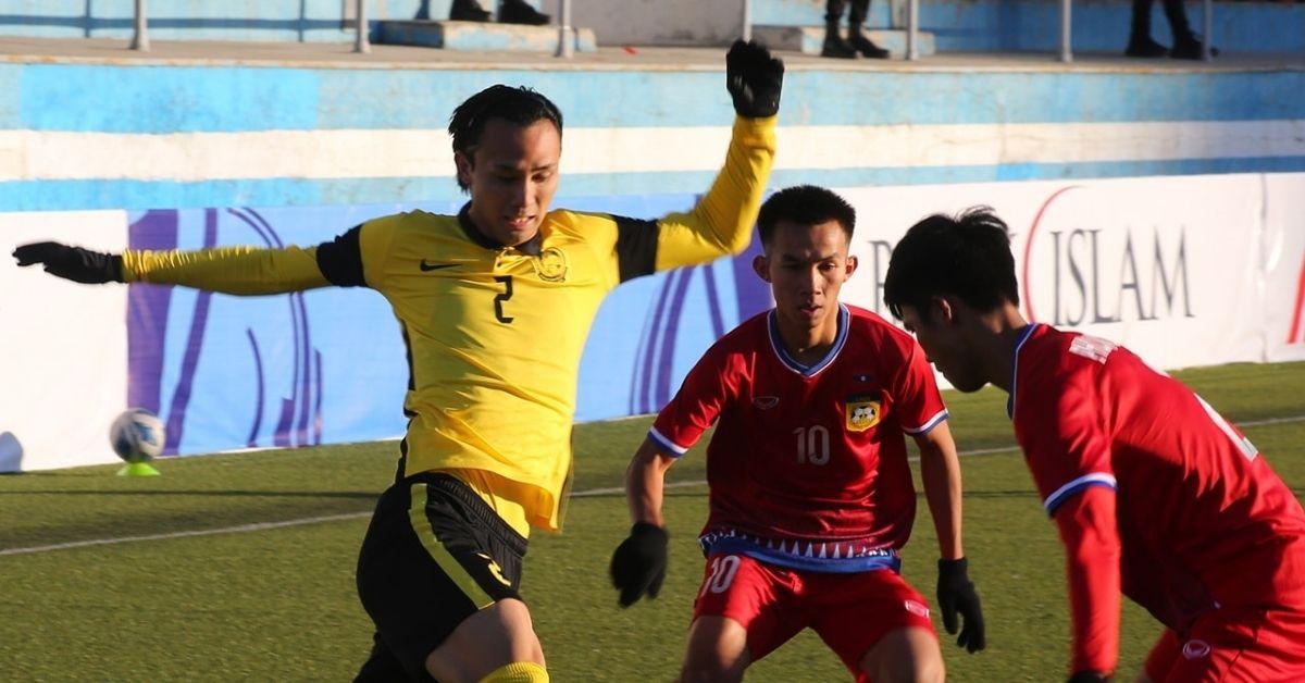 Quentin Cheng persis Matt Davies kelayakan Piala Asia B-23