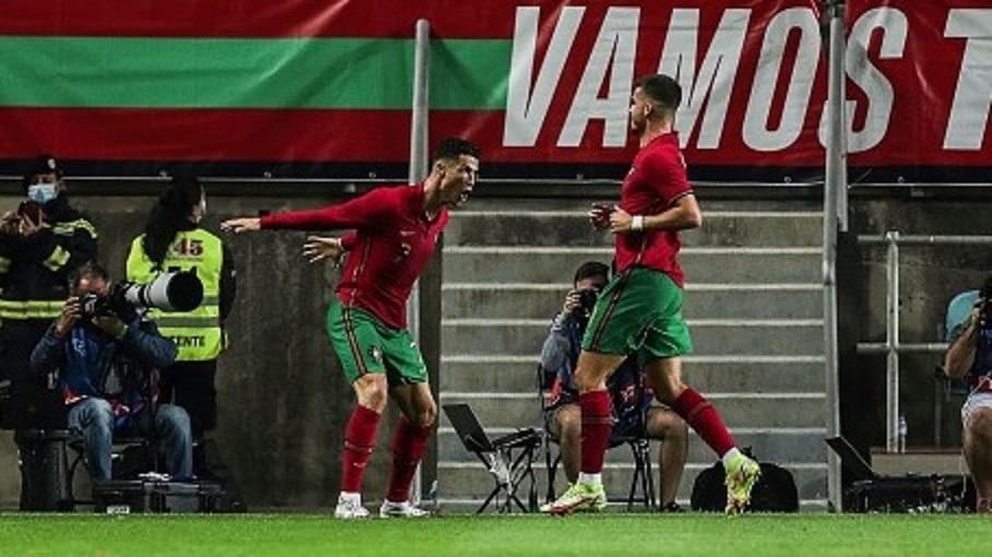 Ronaldo Portugal Antarabangsa