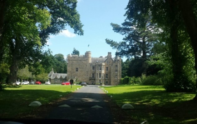 Weddings - Carberry Tower