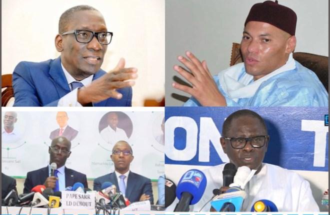 Élections locales 2022 : Le PDS et ses alliés vont lancer « La Grande Coalition WALLU SÉNÉGAL »