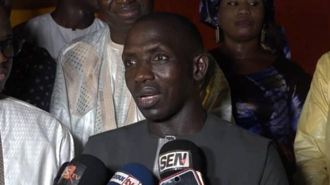 Mbour : Les majors de l'examen national de Bts  originaires de la commune de Malicounda, honorés par la mairie.
