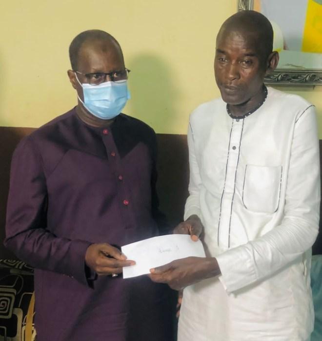 Navétanes 2021 : Le Coordonnateur des cadres Benno de Pikine, Abdou Karim Sall, dégaine 3.400.000 pour les 14 zones en compétition de l'ODCAV