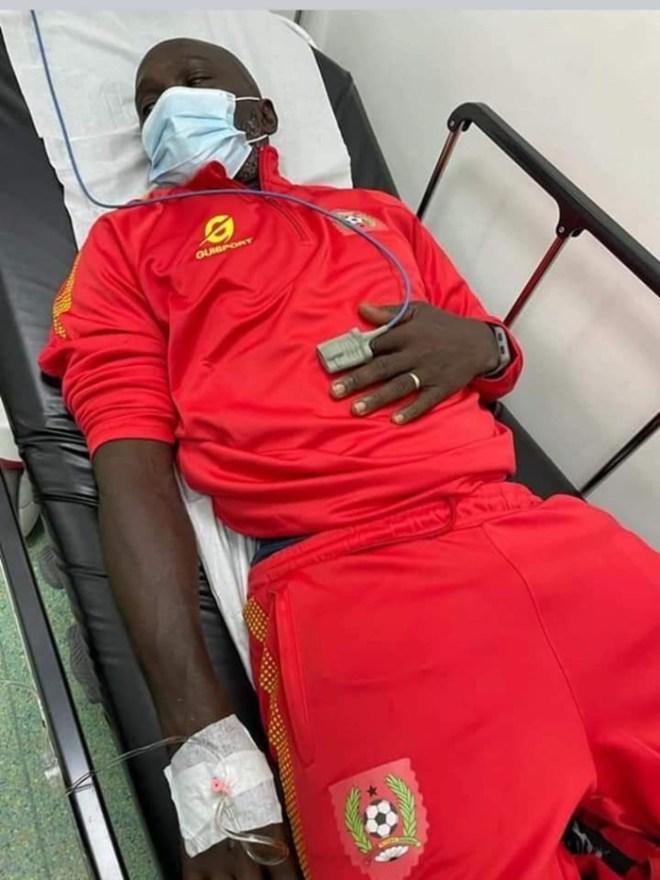 Eliminatoires Mondial Qatar 2022 : Scandale autour du match Maroc vs Guinée Bissau, les Djurtus victimes d'intoxication alimentaire, plusieurs joueurs hospitalisés… La rencontre reportée…