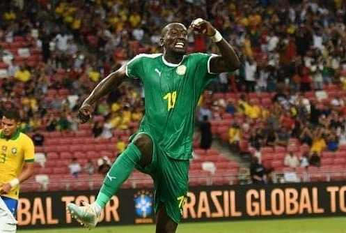 Namibie - Sénégal : Famara Diédhiou ouvre le score pour les Lions (1-0)
