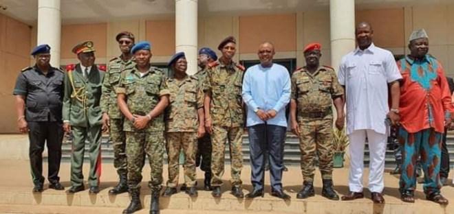 Guinée Bissau : Une tentative de putsch déjouée par l'état-major des armées.