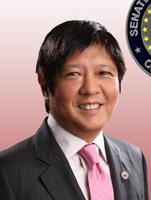Senator Ferdinand Bongbong R Marcos Jr  Senate of the Philippines