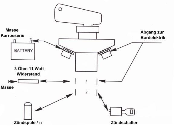Porsche 914 Wiring Diagram For The Starter